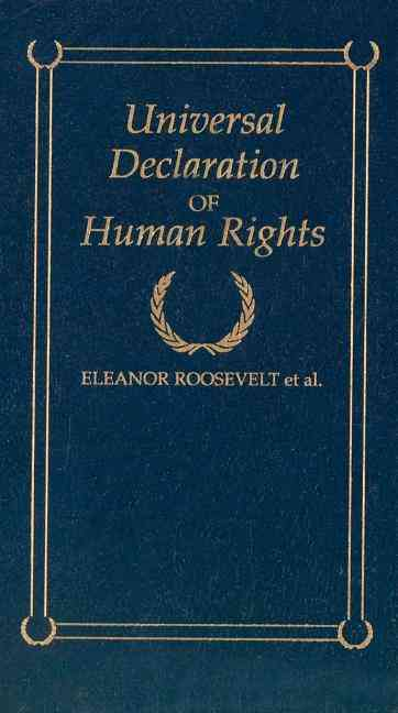 Universal Declaration of Human Rights By Roosevelt, Eleanor